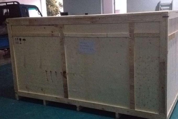 Handtassie papier servomotor met 'n plat oppervlak etiket toediener van die bekende handelsnaam Telta