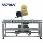 Outomatiese koevert-industriële etiketaanwender vir kleinskaalse produksie-papierkassies