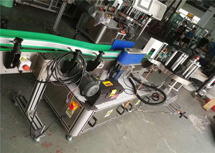 Toepassing van bierflesetiket, outomatiese etiketmasjien 330 mm roldeursnee