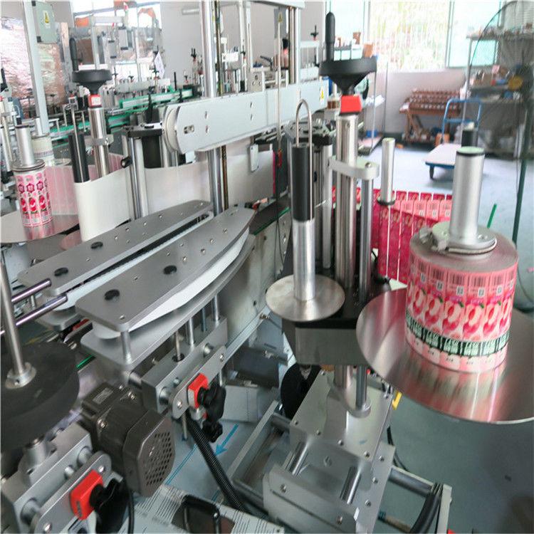 Sjina outomatiese outomatiese etiketmasjien vir plakplate, selfklevend, 330 mm maksimum buitediameter, verskaffer