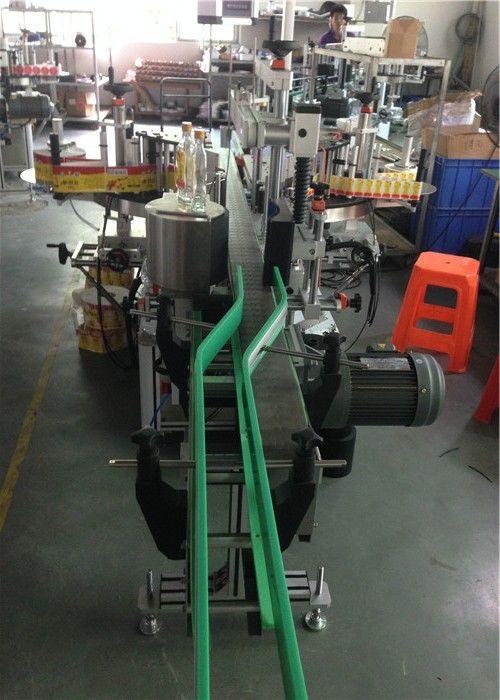 Toepassing van CE-etiketetiket, bestuurder van servomotors vir wynflesetikette